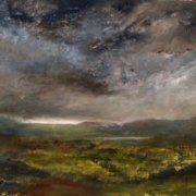 Storm in the Dales by Liz Grammenos
