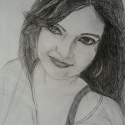 Pencil Sketch by Soma Das Mondal