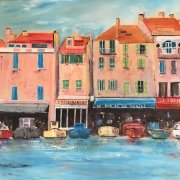 Cassis by Cecile Gallina